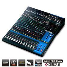 Yamaha Rack-Mountable Pro Audio Mixers