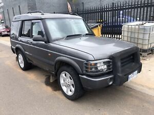 WRECKING 2003 LAND ROVER DISCOVERY 2 HSE