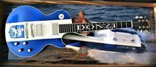 Gibson Custom Shop Donzi Les Paul inc display case