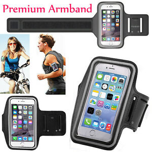 For Apple iPhone XS Max XR X 8/7/6S Armband Gym Running Exercise Arm Band Sports