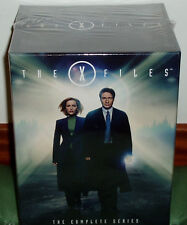 RECORD X THE X FILES 1-10 SEASONS SERIES COMPLETE 60 DVD NEW SEALED
