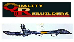 Rack and Pinion Complete Unit-Power Steering QUALITY REBUILDERS 20816 Koyo Gear