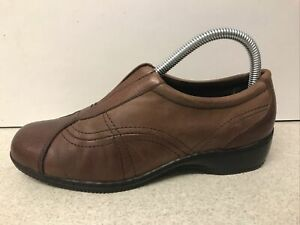 Women's M&S Footglove Soft Comfortable Leather Shoes UK 5½