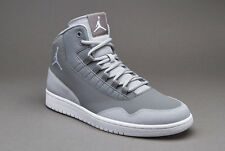 Nike Air Jordan Executive Basketball Sneakers Cool Grey White Mens Shoes Size 10