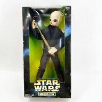 """Star Wars Action Collection Barquin D'an 12"""" Action Figure Kenner 1998 New NIB"""