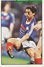 230 ALAIN GIRESSE EURO 1984 FIGURINE VIGNETTE STICKER FOOTBALL 85 PANINI