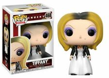Pop! MOVIES Bride of Chucky 468 Tiffany FUNKO