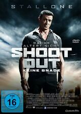 SHOOTOUT - KEINE GNADE   DVD NEU  SYLVESTER STALLONE/SARAH SHAHI/+