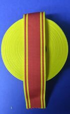 "10"" full size Fire Brigade LS&GC medal ribbon"