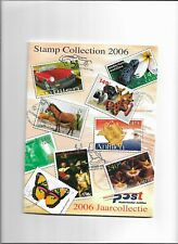2006 MNH Nederlandse Antillen, year complete according to official year pack