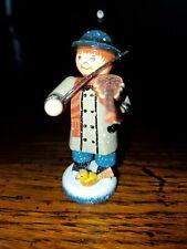 Kathe wohlfahrt Winter Wonderland Man With Violin