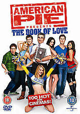 American Pie Presents The Book Of Love (DVD, 2012)
