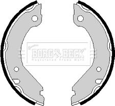 VOLVO 240 P245 2.0 Handbrake Shoes Set 87 to 93 Hand Brake Parking B&B 1229428