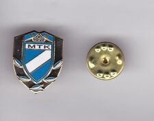 MTK Budapest ( Hungary ) - lapel badge butterfly fitting
