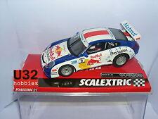 SCALEXTRIC  A10191S300 PORSCHE 911 GT3  #9  SEBASTIAN LOEB     MB