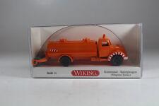 Wiking 064001 Magirus Sirius Kommunal Sprengwagen, Neuware. (969)