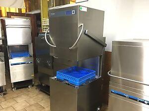 Miele Professional PG 8172  Durchschub Spülmaschine ähnl. Winterhalter PT M