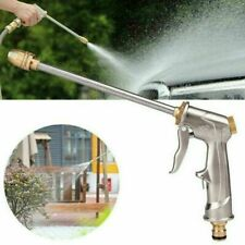 Garden Car High Pressure Power Washer Water Spray Gun Nozzle Wand Hose Attach US