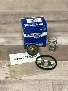 Murray Plus 203 Degree Thermostat With Seal - Part: 72403 – New