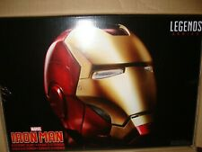 MARVEL LEGENDS IRON MAN ELECTRONIC HELMET 1:1 SCALE READY TO SHIP