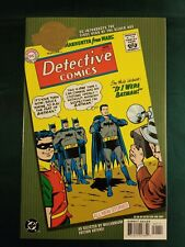 MILLENNIUM EDITION: DETECTIVE COMICS #225 - 1ST APP. OF MARTIAN MANHUNTER  DC NM