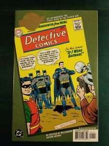 MILLENNIUM EDITION: DETECTIVE COMICS #225 - 1ST APP. OF MARTIAN MANHUNTER  DC NM