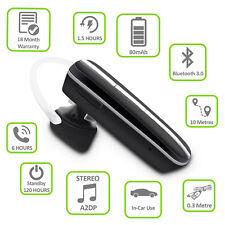 Bh702 Auricolari Bluetooth Mani Libere per Samsung Galaxy S7 Edge J3 (2016) A5