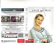 Love My Way-First Series Vol 4-2004/07-TV Series Australia-DVD