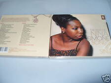 Nina Simone Songs To Sing  The BEST OF NINA 2010  2 cd NEW & Sealed