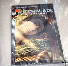 WITCHBLADE  REVELATIONS TPB MICHAEL TURNER COVER