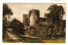 Chepstow Castle - Photo Postcard 1931