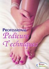 Professional Spa Pedicure Techniques Video On DVD - Aesthetic Video Source