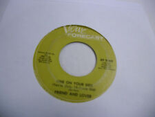 Friend and Lover Time On Your Side/Reach Out 45 RPM Verve Records VG+