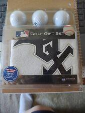 New listing White Sox McArthur MLB Golf Gift Set -3 Balls, Golf Towel NWT