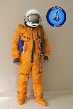SPACESUIT FLIGHT HELMET  AIRTIGHT ASTRONAUT PILOT HELMET  FLYING SUIT-  P-8#