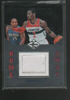 2012-13 Limited - Home And Away Materials #24 Wall (JSY) 20/99 [181]