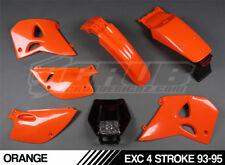 SCRUB plastics kit KTM EXC 400 - 620 1993-1995 '93 '94 '95 (4Stroke)
