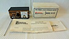 VINTAGE AMERICAN ELECTRONICS SWR / POWER & FIELD STRENGTH METER - MODEL 95-135
