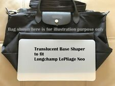 White Plastic Base shaper Board to Fit the LongChamp Le Pliage Neo Medium