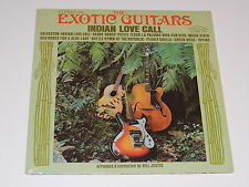 THE EXOTIC GUITARS indian love call Lp RECORD GATEFOLD 1969 SEALED