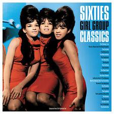 Sixties Girl Group Classics - Various Artists (180g Coloured Vinyl 3LP) NEW