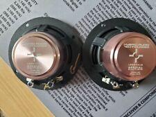 """New listing Hybrid Audio Legatia L3se 3.7"""" midrange speakers"""
