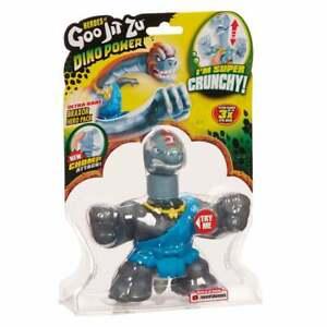 Heroes of Goo Jit Zu Dino Power Pack - Braxor Brachiosaurus Super Crunchy Figure