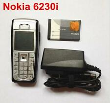 Unlocked Nokia 6230i FM radio Bar Cell Phone Free Shipping Black