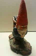 Gnome Gabriel Artina 1988 Resin Figurine Usa Gnomes