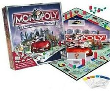 Jeu de société Et si Monopoly était inventé aujourd'hui ? - 6 pions métal Parker