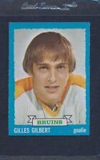 1973/74 Topps #074 Gilles Gilbert Bruins NM/MT *665