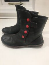CAMPER LEATHER 42 9 8 BOOTS LIGHTWEIGHT VGC