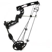 30-60lbs Aluminum Alloy Compound Bow Set Outdoor Hunting Archery Bow Right Hand