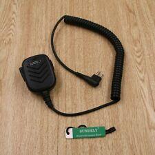 Handheld Speaker Microphone For Motorola BPR40 CP110 CP200 XLS GP88 GP68 CP185